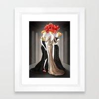 Graces Framed Art Print