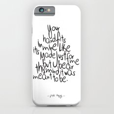Little Things - One Direction iPhone 6s Slim Case