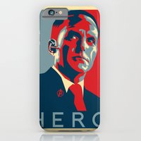 iPhone & iPod Case featuring Hero by Skylofts Merch
