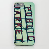 public market... iPhone 6 Slim Case