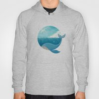 Whale & Seagull (US And … Hoody