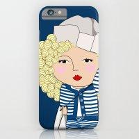 Mss Sailor iPhone 6 Slim Case