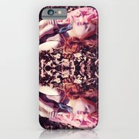 iPhone & iPod Case featuring Ginger sleeping beauty  by pinkushootyou