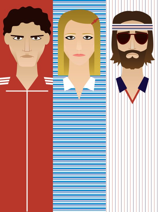 The Children Tenenbaum Art Print