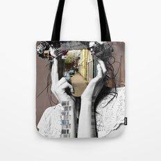 Crazy Woman - Lara Lisa Bella Tote Bag