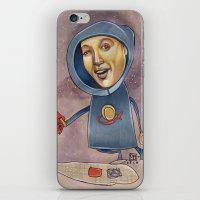 SPACESHIP iPhone & iPod Skin