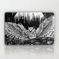 Spirit Owl Laptop & iPad Skin
