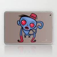 Zombie Monkey Laptop & iPad Skin