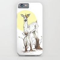 iPhone & iPod Case featuring Doe Tree by Kirsten McNee
