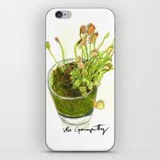 Trap Trap Trap iPhone & iPod Skin