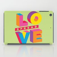 Spread Love iPad Case