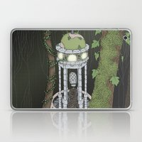 Temple Of The Gatekeeper Laptop & iPad Skin
