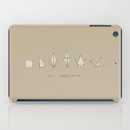 Evolution of Paper Crane iPad Case