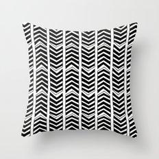 ARROW WIND Throw Pillow