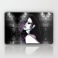 Diamonds In The Sky. Laptop & iPad Skin