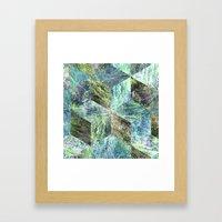 Super Natural No.7 Framed Art Print