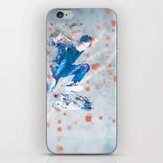 Ride North iPhone & iPod Skin