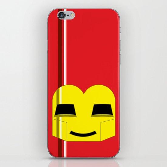 Adorable Iron iPhone & iPod Skin
