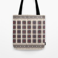 Ethnic Art 1 Tote Bag