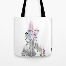 Peace in our times Tote Bag