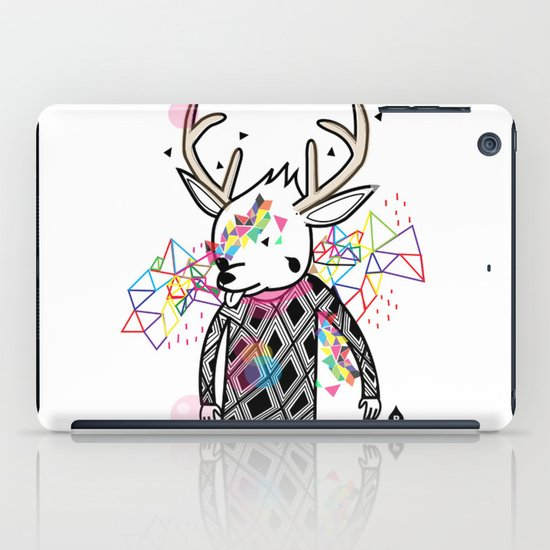 WWWWWWW OF PAUL PIERROT STYLE iPad Case