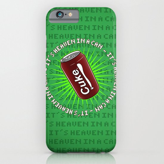 It's Heaven in a Can iPhone & iPod Case