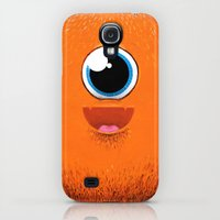 Galaxy S4 Cases featuring Eye Spy by FAMOUS WHEN DEAD