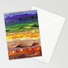 Shoe Sale! Stationery Cards
