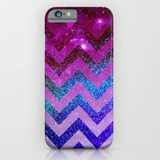Galaxy Chevron iPhone 6s Slim Case