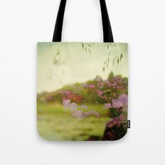 the air smelled like lightning Tote Bag