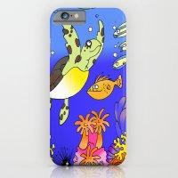 Sea Turtles iPhone 6 Slim Case