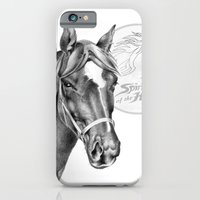 Barney the Hunter: Spirit of the Horse iPhone 6 Slim Case