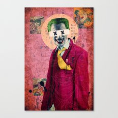 What Are You Laughin' At? Canvas Print