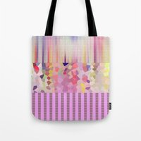 Modern Pattern Tote Bag
