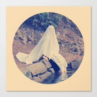 In Which Paranormal Inve… Canvas Print