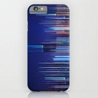 Miami Skyline Abstract iPhone 6 Slim Case