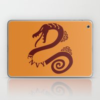 The Serpent's Sin of Envy Laptop & iPad Skin