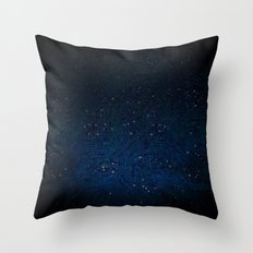 CyberSpace Throw Pillow