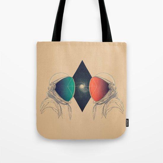 Space Between Tote Bag