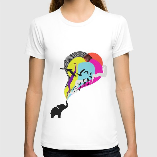 the elephant's dream T-shirt