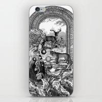 Radagast iPhone & iPod Skin