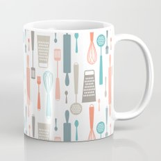 Kitchen utensils Mug