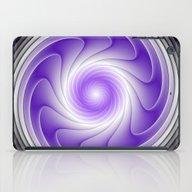 The Power Of Purple Digi… iPad Case