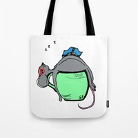 The Great Nap Tote Bag