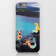 Peter Pan's Mermaid Lagoon iPhone 6 Slim Case