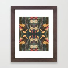 Santolina II Framed Art Print