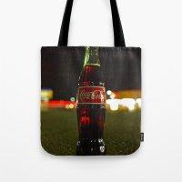 Night Cola Tote Bag