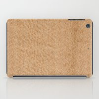 Oak Wood iPad Case