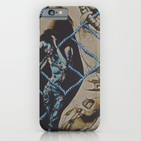 iPhone & iPod Case featuring Mothership by Galen Valle