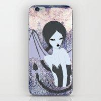 Demon Girl II iPhone & iPod Skin